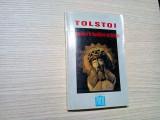 INTOARCEREA LA INVATATURA LUI HRISTOS - L. N. Tolstoi - Panteon, 1996, 172 p.