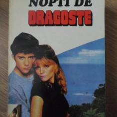 NOPTI DE DRAGOSTE - JEAN DE LETRAZ