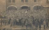 A381 Prizonieri razboi romani primul razboi mondial lagar Crefeld 1917