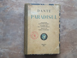 DANTE - PARADISUL, 1934