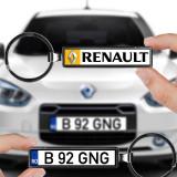 Breloc numar auto Renault