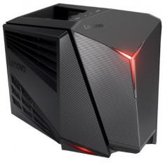 Sistem brand Lenovo IdeaCentre Y720 Cube, Procesor Intel Core i7-7700 3.6GHz Kaby Lake, 16GB DDR4, 256GB SSD + 1TB HDD, GeForce GTX 1080 8GB