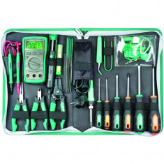 Trusa Pro'sKit profesionala, electrica cu kit 220 V