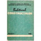 Buletinul constructiilor vol. 2, 1988