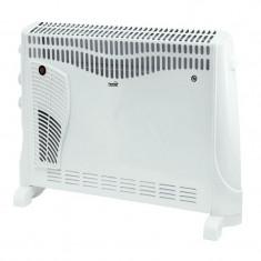 Convector electric cu ventilator, 2000W, functie Turbo, termostat, Home