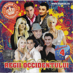 CD Regii Occidentului Volumul 4, original:Salam, Guta, Copilu de Aur