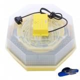 Incubator electric pentru oua Cleo model 5 briceag multifunctional cadou