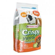 Hrana completa pentru porcusorii de Guineea Cavia Crispy 3 x 1 kg