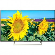 Televizor LED 55XF8096 BRAVIA, Smart TV Android, 139cm, 4K Ultra HD, 139 cm, Sony