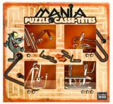 Puzzle Mania Casse-tetes Orange