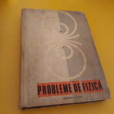 PROBLEME DE FIZICA C.MAICAN EDITURA DIDACTICA 1967