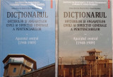DICTIONARUL Ofițerilor și Angajaților Civili ai DGP: vol. 1+2