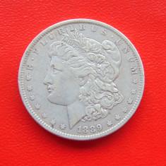 Moneda argint 1 Dolar 1889 O (cn44)