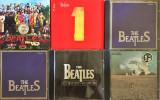 Mini colectie The Beatles & John Lennon (set 6 CD orig.)
