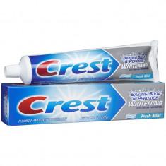 Pasta de Dinti Crest Baking Soda + Peroxide 232gr