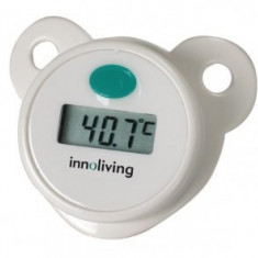 Suzeta copii cu termometru innoliving, Medifit