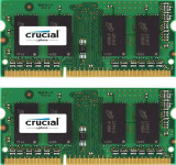 Memorie laptop Crucial 16GB (2x8GB) DDR3 1333Mhz CL9 1.35V for Mac