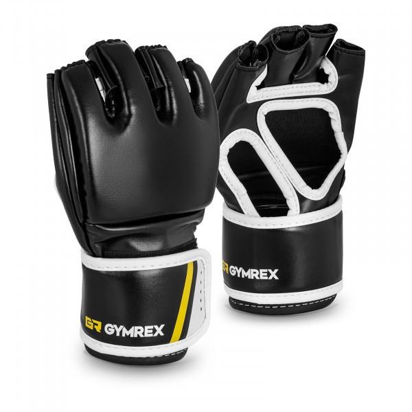 Manusi MMA dimensiunea L/XL negre fara degete GR-GGR L/XL 10230138 Gymrex