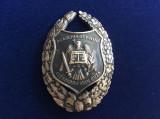 Insignă militară - Insignă - Academia de Poliție - Alexandru Ioan Cuza