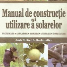 Manual de construcţie şi utilizare a solarelor