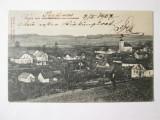 Rară! Carte poștala Periam/Perjamos(Judetul Timis) circulată 1907, Circulata, Printata