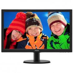 Monitor Philips 23.6 1920x1080 5 ms HDMI black