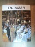 THEODOR AMAN , COLECTIA DE ARTA , IANUARIE 1995 , BUCURESTI