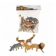 Set Toi-Toys 5 animale salbatice