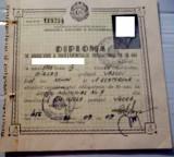 Diploma Invatamant   obligatoriu   10    clase