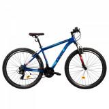 Bicicleta Mtb Terrana 2923 - 29 Inch M Albastru, DHS