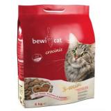 Hrana uscata premium, pisici, BEWI CAT CROCINIS 5 KG