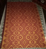 Carpete de plus / Cuverturi pentru pat tesute in razboi