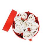 Set cadou Trandafiri sapun 3