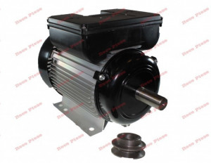 Motor electric monofazat 1.5 KW 1500 RPM (Rusia)