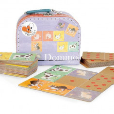 Joc domino Egmont - Animale ferma