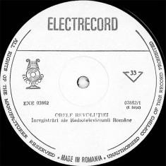 Caramitru_Dinescu_Muresanu_Socaciu_Iliescu - Orele Revolutiei (3 x LP) (Vinyl)
