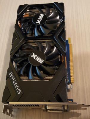 Placa video Sapphire Radeon Dual-X HD7850 2GB GDDR5 256 bit foto