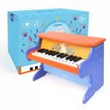 Pian pentru copii, Jucarie Muzicala din Lemn