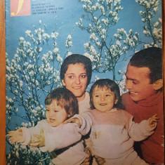 Revista femeia aprilie 1986-festivalul national catarea romaniei