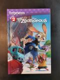 Invat sa citesc. Nivelul 2. Disney Zootropolis (Editura Litera, 2016)