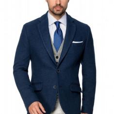 Sacou Barbati Casual Slim Uni S013 Fil06