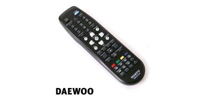 Telecomanda universala DAEWOO Huayu RM-827DC LCD (functioneaza fara configurare) foto