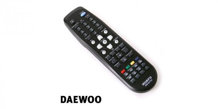 Telecomanda universala DAEWOO Huayu RM-827DC LCD (functioneaza fara configurare)