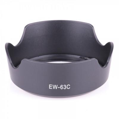 Parasolar EW 63C (replace) pentru Canon EF-S 18-55mm f/3.5-5.6 IS STM foto