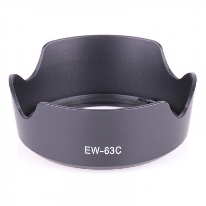 Parasolar EW 63C (replace) pentru Canon EF-S 18-55mm f/3.5-5.6 IS STM