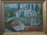 Lucia Dem Balacescu, Peisaje, Ulei, Altul